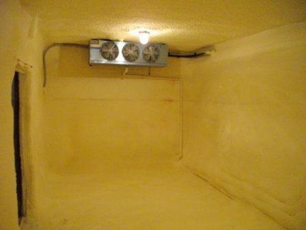 Как утеплить холодильную камеру